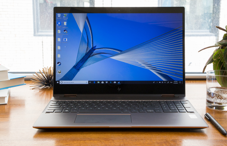 HP Spectre x360 (2018, 15-inch, Kaby Lake G)