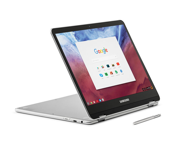 Samsung Chromebook Plus Convertible Touch